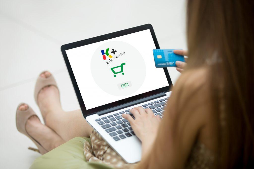 Compara con tarjeta de crédito K+