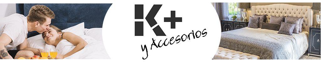 K+ y accesorios cabecera contáctenos