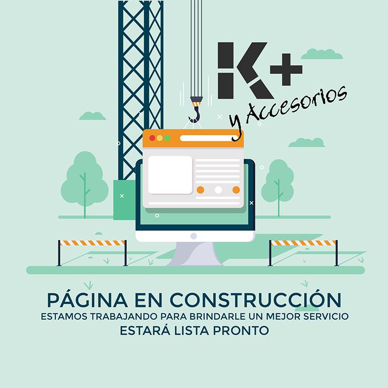 K+ y accesorios Página en construcción